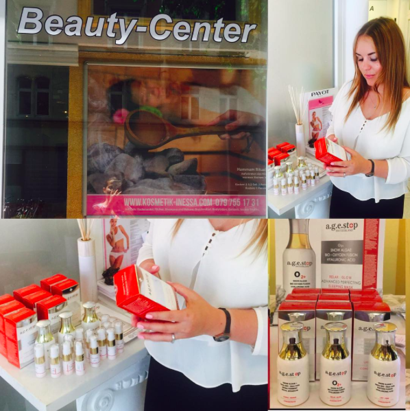 INESSA BEAUTY CENTER